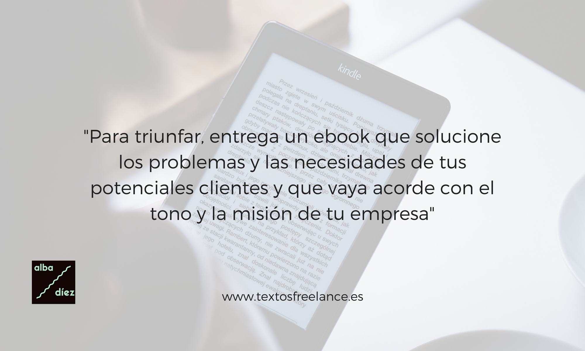 redactor ebooks textos freelance